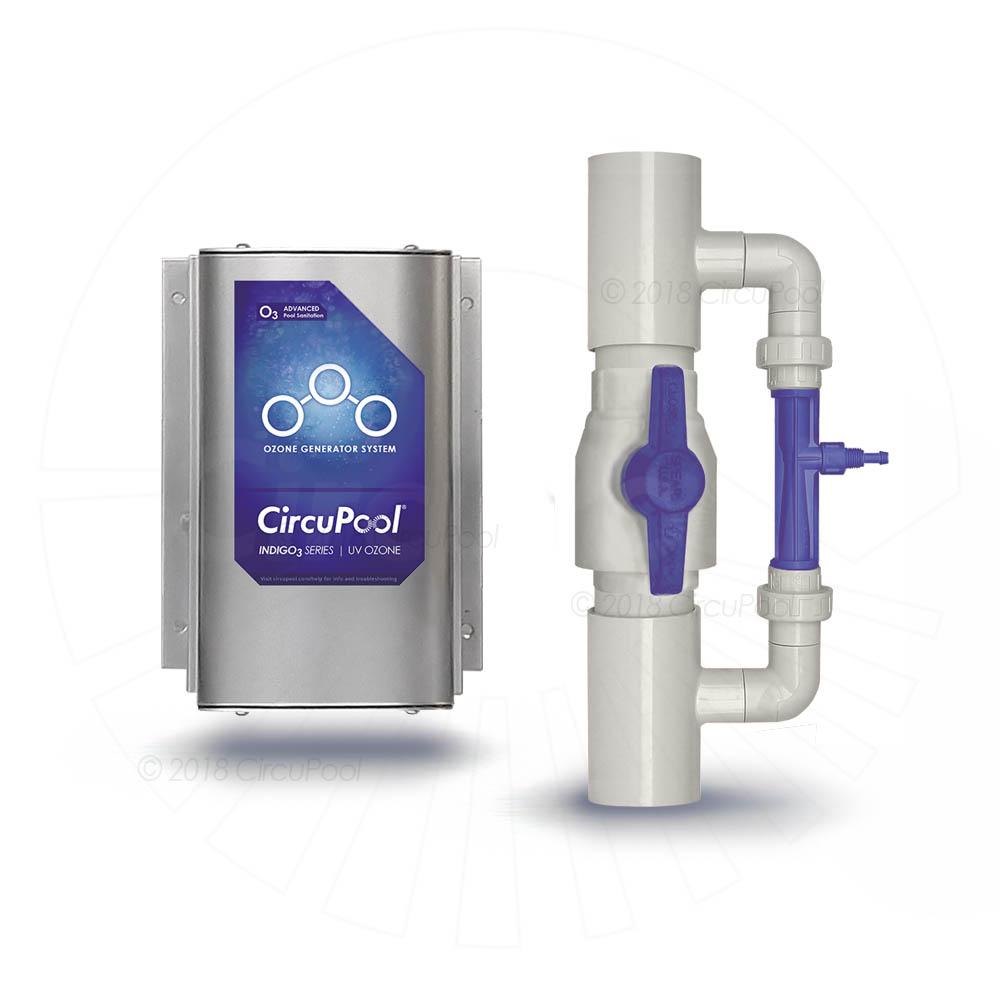 Circupool 174 Indigo3 M Ozone Generator For Swimming Pools