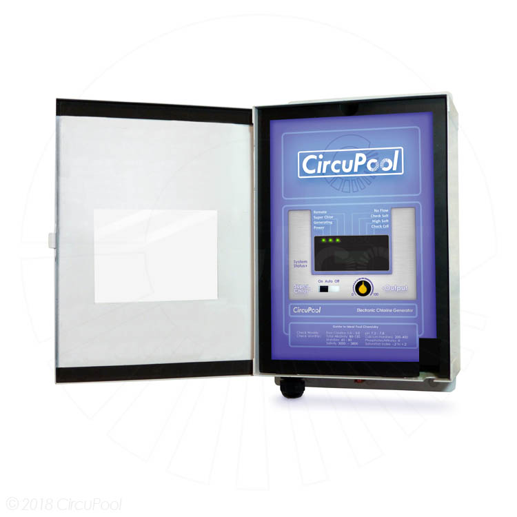 Circupool Universal40 Saltwater Chlorinator For Any Salt