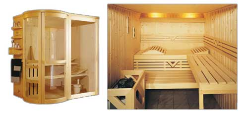The Health Benefits of Dry Saunas
