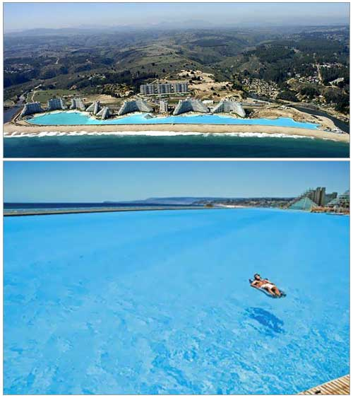The Largest Pool in the World