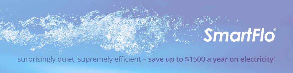 Ultra Energy-Efficient Circupool® Swimming Pool Pumps