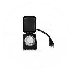 Heavy Duty Outdoor Programmable Timer