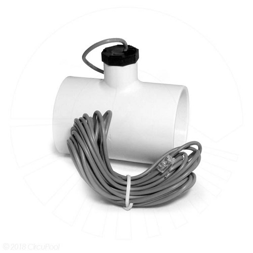 CircuPool® Flow Switch (with 15' Cable and Tee Fitting)