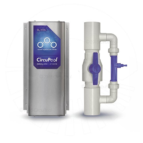 Exclusive Promotion - <br> CircuPool® INDIGO3-XL Ozone Generator for Swimming Pools