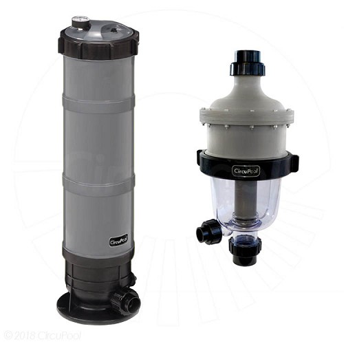 CJ Cartridge Filter with TJ-16 PreFilter